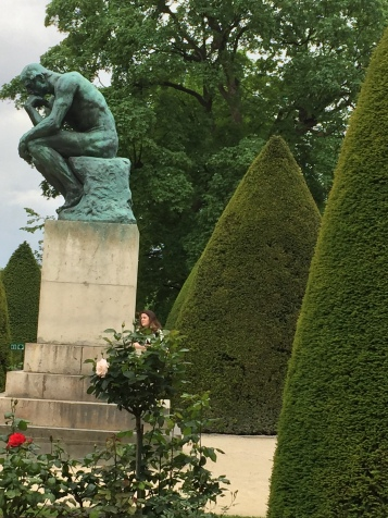 The Thinker, Rodin Museum