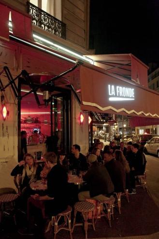 La Fronde Paris