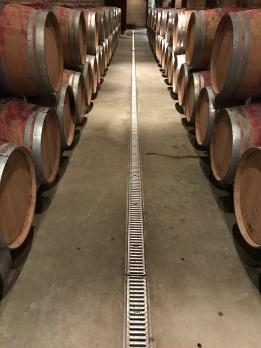 Barrel upon barrel