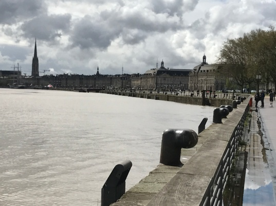 Bordeaux water front